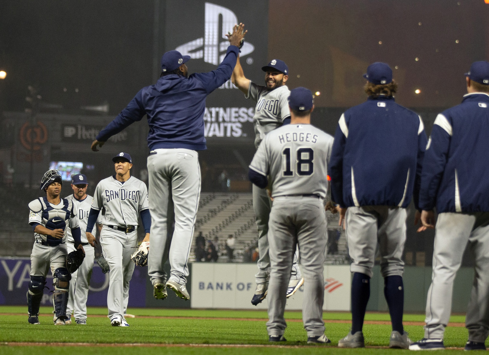 0e7c79319 San Diego Padres baseball better then NCAA Basketball Championship, UCLA  gets a coach and Out picks for the 2019 Masters | 97.3 The Fan