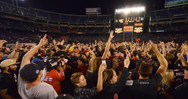 Kirk Kenney broke down the projected timetable of the SDSU Aztecs getting a new stadium.