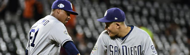 Machado enjoys happy return in Padres' 8-3 win over Orioles
