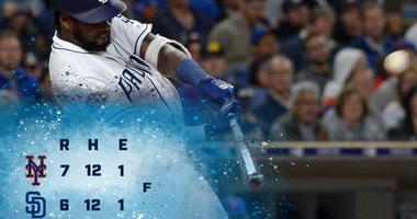 Mets Padres 5.7