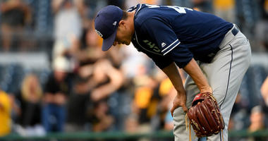 Woods Blog: On the Padres' Struggles in Pittsburgh