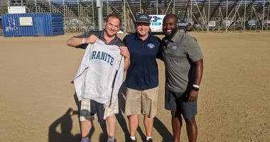 Granite Hills Head Coach Kellan Cobbs Joins Gwynn & Chris