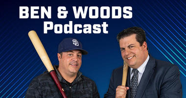 Woods & Ben Podcast: Who's Down For A Vegas Trip!?