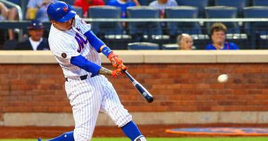 Wilmer Flores of the Mets