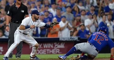 Cubs defeat Padres 11-6