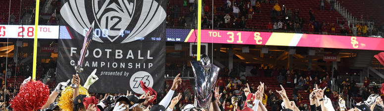 Pac-12 Football Championship Coming To Las Vegas