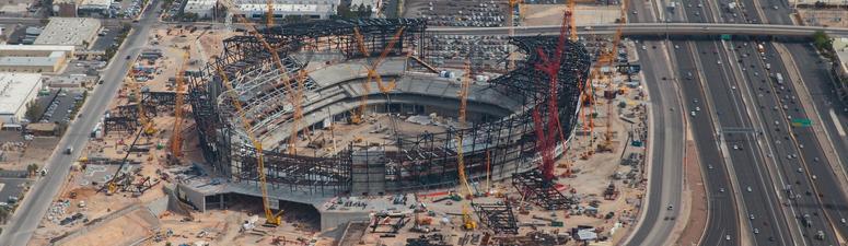 Airline, Raiders Announce Allegiant Stadium Deal