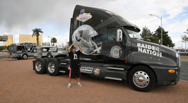 Raiders And America First Credit Union Announce Partnership