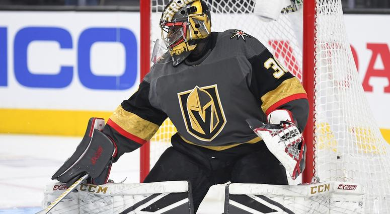 Subban Keeps Up Home Domination Vgk Beats Oilers 6 3 Kxnt 840 Am