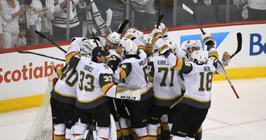 Golden Knights Open At 10-1 To Win 2020 Stanley Cup