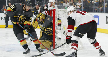 Arizona Coyotes vs. Vegas Golden Knights