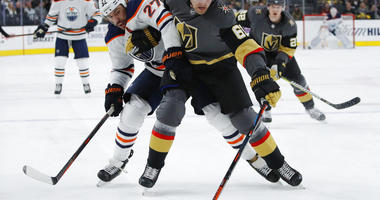 Golden Knights' Offense Powering Vegas as Playoffs Arrive