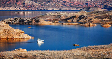 Body Discovered At Lake Mead