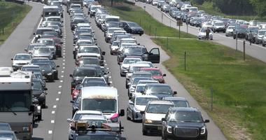 NDOT: Expect Heavy Memorial Day Weekend Traffic