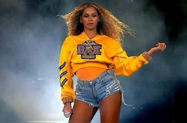 Beyonce Knowles performs onstage during 2018 Coachella Valley Music And Arts Festival