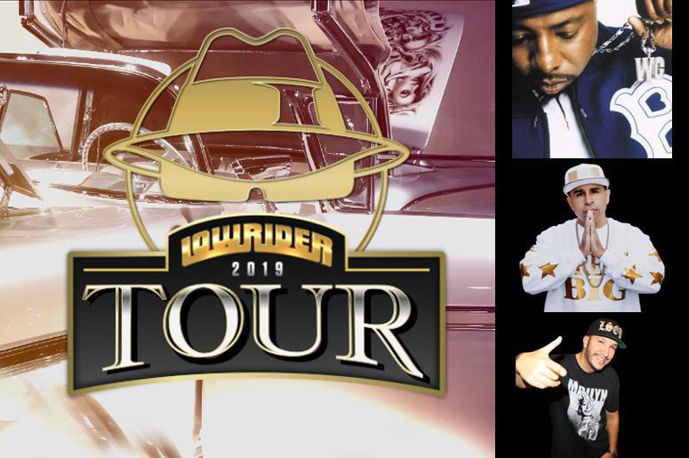Lowrider Las Vegas Super Show Entertainment