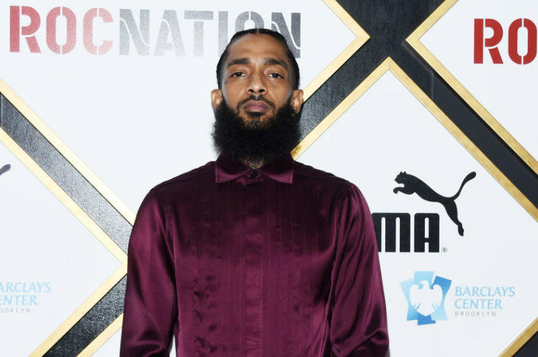 Rapper Nipsey Hussle shot and killed in Los Angeles