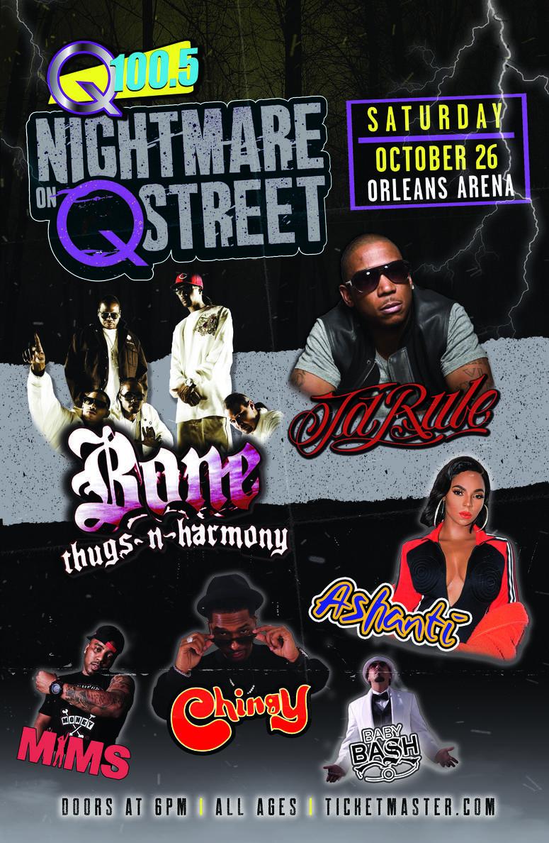 Nightmare on Q Street 2019
