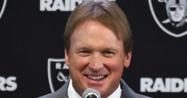 Jon Gruden comes back to the Raiders