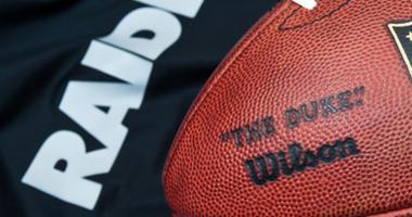 Raiders And Football