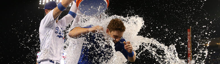 Will Smith's 1st Career HR Lifts Dodgers Over Phillies 4-3