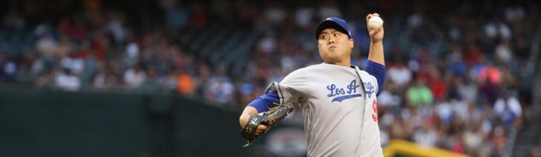 Ryu Dominates Again, Dodgers Beat Diamondbacks 9-0