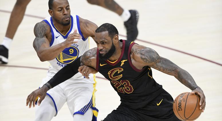 Cavaliers vs. Warriors