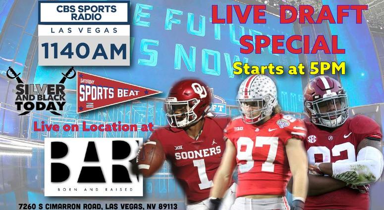 Draft Day Live Special