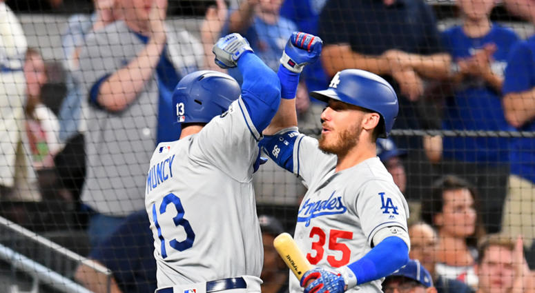 Bellinger Hits 41st In Dodgers Win Over Braves