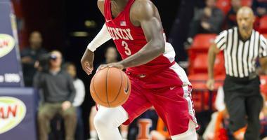 Robotham 3 at Buzzer Puts UNLV Over BYU 92-90 in OT Stunner