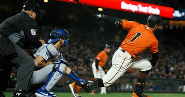 Giants Beat Kershaw, Dodgers 2-1 To End Home Skid