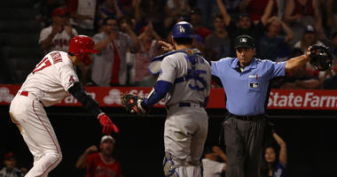Trout Hits Tying HR, And Angels Rally To Beat Dodgers 5-3