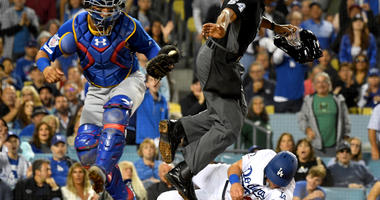 Dodgers Rally To Beat Cubs 5-3 For 7th Straight Home Win