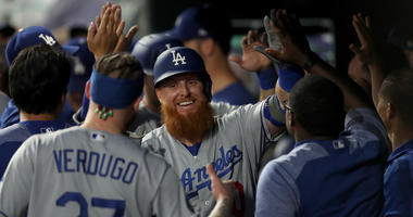 Gonsolin Gets 4 Inning Save As Dodgers Beat Rockies 9-4