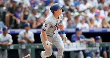 Smith's 3-Run Homer Lifts Dodgers Over Rockies 5-1