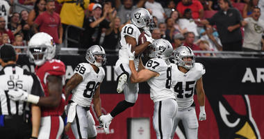 Analysis: Raiders Offense Shines, Downs Cards 33-26