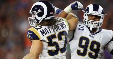 Rams Stop Browns Late To Go 3-0