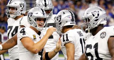 Column: Raiders Show Marked Improvement in Huge Road Win