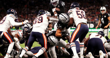 Bears vs. Raiders