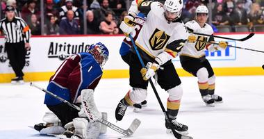 Avalanche End Home Slide With 3-0 Win Over Golden Knights
