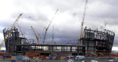 Raiders to Make Day 3 NFL Draft Picks From Vegas Stadium Site