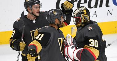 Theodore's Shootout Goal Lifts Vegas Past Florida 6-5