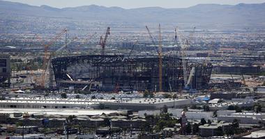 Cost Of Raiders Sadium In Las Vegas Rises To $1.9 Billion