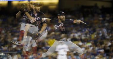 Strasburg vs. Buehler As Nats, Dodgers Decide NLDS In Game 5