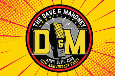Dave & Mahoney's 10th Anniversary Party