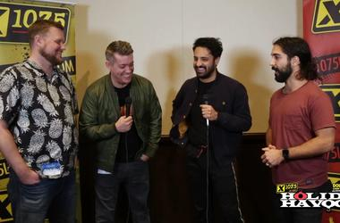 Holiday Havoc 2018: Young the Giant