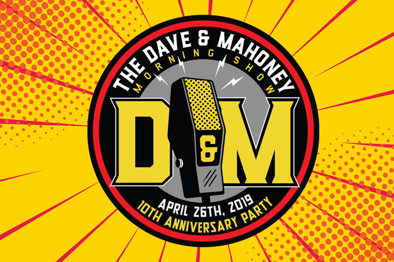 Dave & Mahoney's 10th Anniversary Party