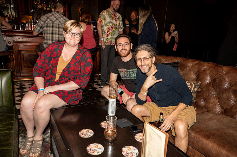 OBC 2019: Night 1 Pre-Show Party