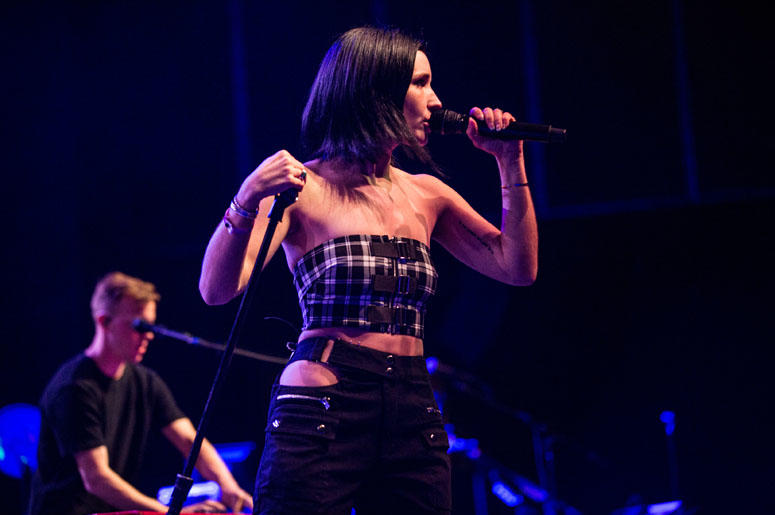SHAED Performs at OBC 2019 Night 1