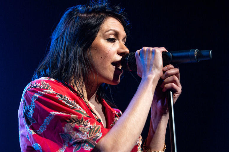 K.Flay keeps the energy flowing at OBC 2019